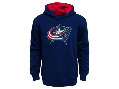 Columbus Blue Jackets Outerstuff NHL Youth Prime Hoodie