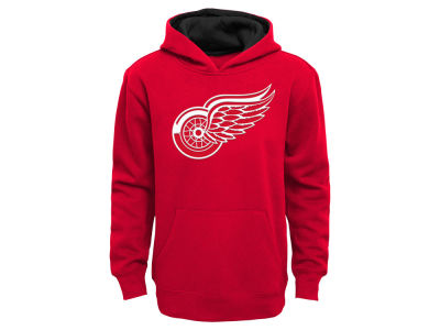 Detroit Red Wings Outerstuff NHL Youth Prime Hoodie