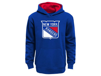 New York Rangers Outerstuff NHL Youth Prime Hoodie