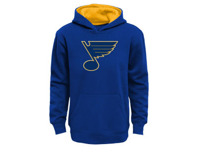 St. Louis Blues Outerstuff NHL Youth Prime Hoodie