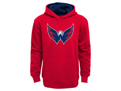 Washington Capitals Outerstuff NHL Youth Prime Hoodie