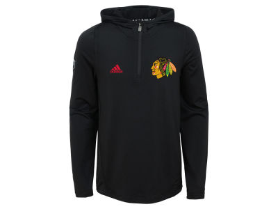 Chicago Blackhawks Outerstuff NHL Youth Long Sleeve Training Hoodie