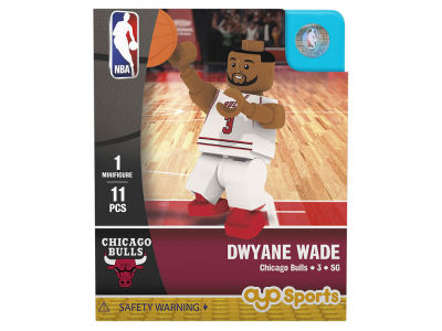 Chicago Bulls Dwyane Wade OYO OYO Figure NBA Association