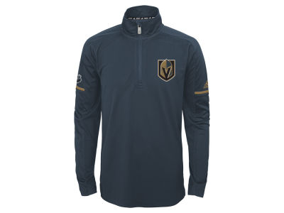 Vegas Golden Knights Outerstuff NHL Youth Quarter Zip Pullover