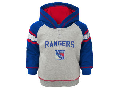 New York Rangers Outerstuff NHL Toddler Legacy Hoodie