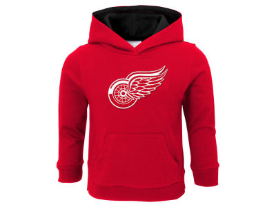 Detroit Red Wings Outerstuff NHL Kids Prime Hoodie