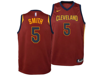 Cleveland Cavaliers J. R. Smith Nike NBA Youth Icon Swingman Jersey