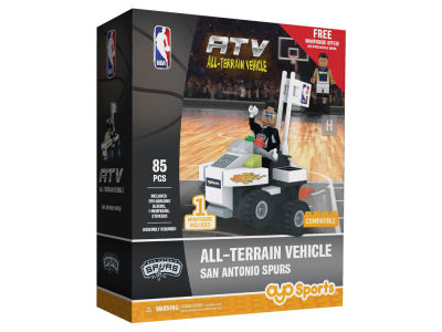 San Antonio Spurs OYO ATV Super Fan