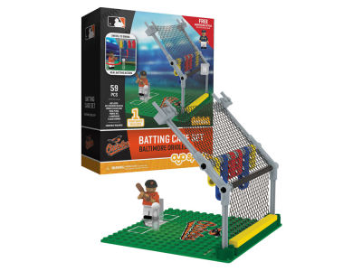Baltimore Orioles MLB Batting Cage Set