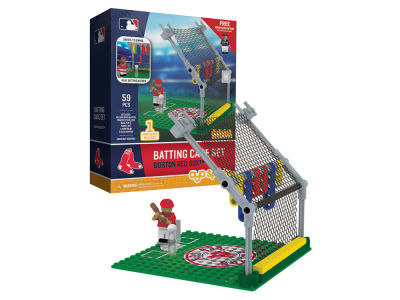 Boston Red Sox MLB Batting Cage Set