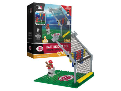 Cincinnati Reds MLB Batting Cage Set