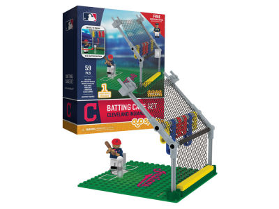 Cleveland Indians MLB Batting Cage Set