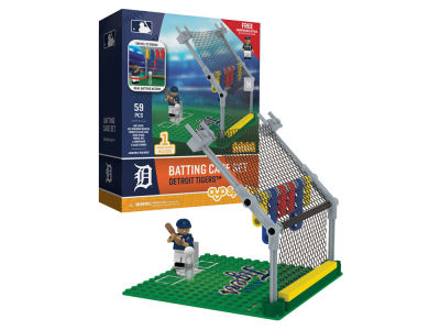 Detroit Tigers MLB Batting Cage Set