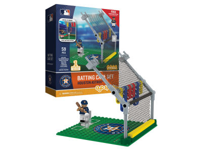 Houston Astros MLB Batting Cage Set