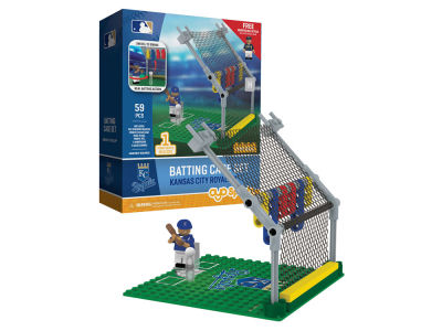 Kansas City Royals MLB Batting Cage Set