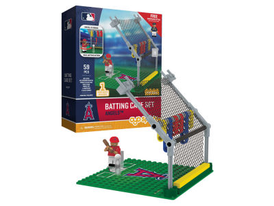 Los Angeles Angels MLB Batting Cage Set