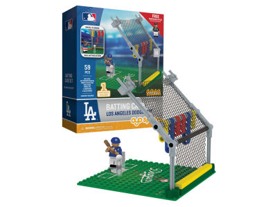 Los Angeles Dodgers MLB Batting Cage Set