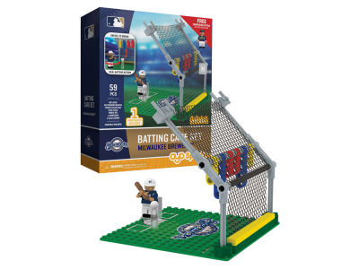 Milwaukee Brewers MLB Batting Cage Set