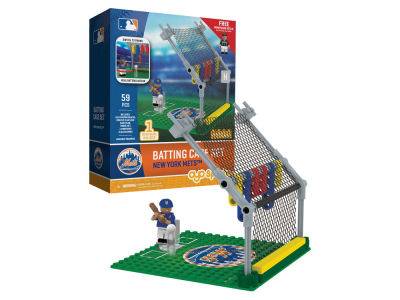 New York Mets MLB Batting Cage Set