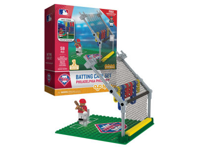 Philadelphia Phillies MLB Batting Cage Set