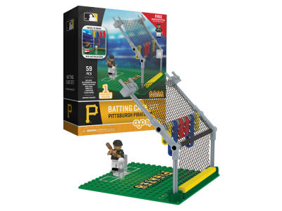 Pittsburgh Pirates OYO MLB Batting Cage Set