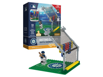 Seattle Mariners MLB Batting Cage Set