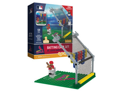 St. Louis Cardinals MLB Batting Cage Set