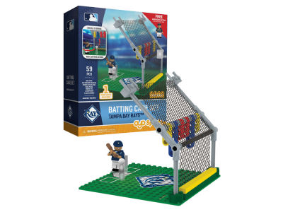 Tampa Bay Rays OYO MLB Batting Cage Set
