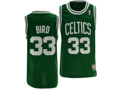 Boston Celtics Larry Bird adidas NBA Youth Retired Player Swingman Jersey