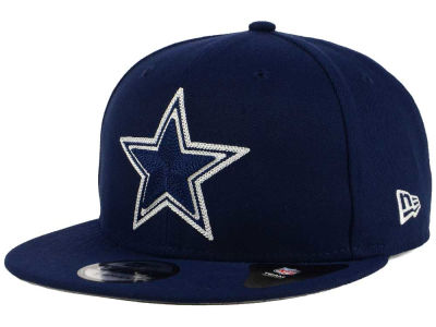 Dallas Cowboys New Era NFL Chains 9FIFTY Snapback Cap