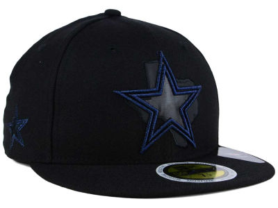 Dallas Cowboys New Era NFL State Flective Metallic 59FIFTY Cap