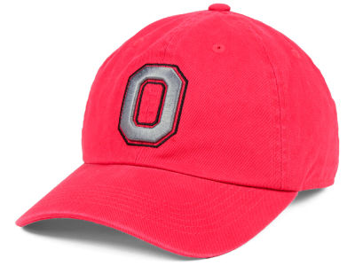 Ohio State Buckeyes Top of the World NCAA Crew Easy Adjustable Cap