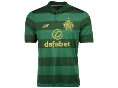 Celtic FC New Balance Men's Club Team Home Stadium Jersey