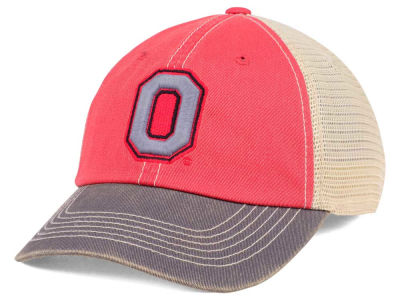 Ohio State Buckeyes Top of the World NCAA Off Road Adjustable Cap