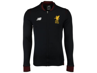 Liverpool FC New Balance Men's Club Team Walk Out Jacket