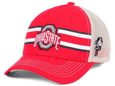 Ohio State Buckeyes Top of the World NCAA Audible Adjustable Cap