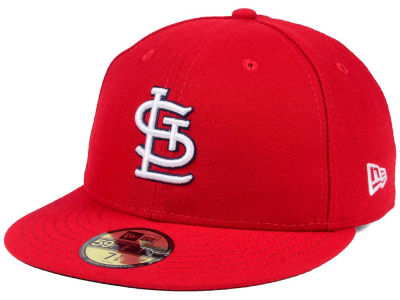 St. Louis Cardinals New Era MLB Turn Back The Clock 59FIFTY Cap