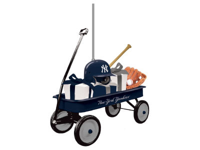 New York Yankees Team Wagon Ornament