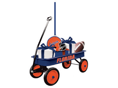 Florida Gators Team Wagon Ornament