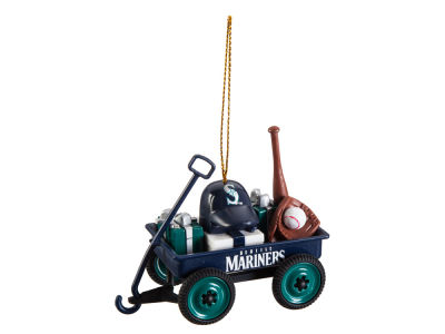 Seattle Mariners Team Wagon Ornament