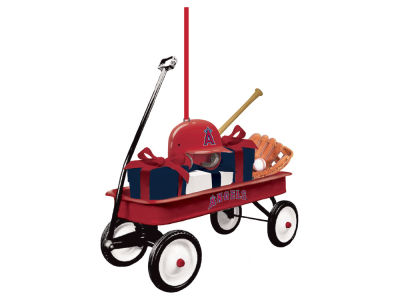 Los Angeles Angels Team Wagon Ornament