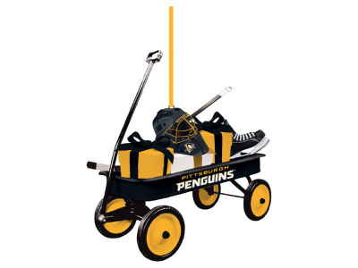 Pittsburgh Pirates Team Wagon Ornament