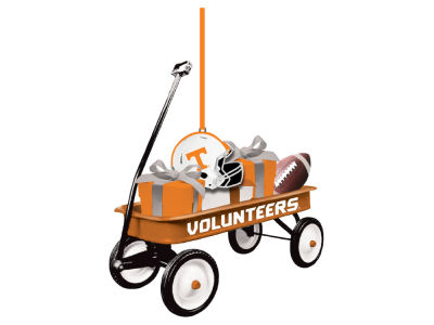 Tennessee Volunteers Team Wagon Ornament