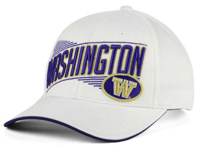 Washington Huskies Zephyr NCAA Crossover Adjustable Cap