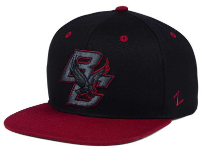 Boston College Eagles Zephyr NCAA Phantom Snapback Cap