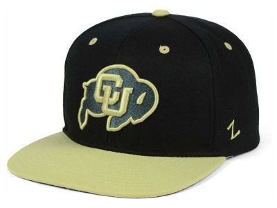 Colorado Buffaloes Zephyr NCAA Phantom Snapback Cap