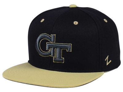 Georgia-Tech Zephyr NCAA Phantom Snapback Cap