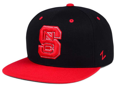 North Carolina State Wolfpack Zephyr NCAA Phantom Snapback Cap