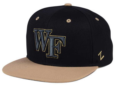 Wake Forest Demon Deacons Zephyr NCAA Phantom Snapback Cap