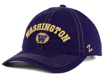 Washington Huskies Zephyr NCAA Sluffer Cap